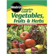 Complete Guide to Vegetables Fruits and Herbs by Unknown, 9780696236365