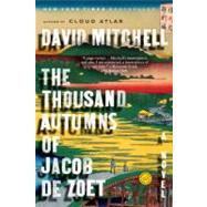 The Thousand Autumns of Jacob de Zoet by Mitchell, David, 9780812976366