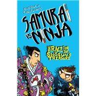 The Race for Shogun's Treasure by Falk, Nick; Flowers, Tony, 9780857986368