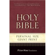 God's Word Translation by BakerBooks, 9780801016370