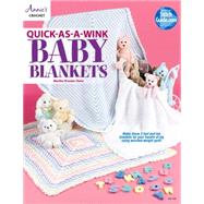Quick-As-A-Wink Baby Blankets by Stein, Martha Brooks, 9781573676373
