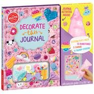 Decorate This Journal by Unknown, 9781338106374