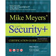 Mike Meyers' CompTIA Security+ Certification Guide, Second Edition (Exam SY0-501) by Meyers, Mike; Jernigan, Scott, 9781260026375