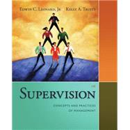 Supervision by Leonard, 9781285866376