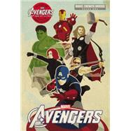 Phase One: Marvel's The Avengers by Irvine, Alex, 9780316256377