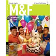 M&F 3 (with CourseMate, 1 term (6 months) Printed Access Card) by Knox, David, 9781305406377