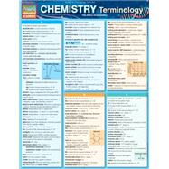 Chemistry Terminology by Barcharts, Inc., 9781423216377