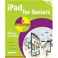 iPad for Seniors in Easy Steps Covers iOS 8 by Vandome, Nick, 9781840786378