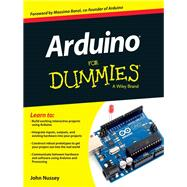 Arduino for Dummies by Nussey, John, 9781118446379
