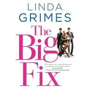 The Big Fix A Novel by Grimes, Linda, 9780765376381