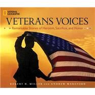 Veterans Voices by MILLER, ROBERT H.WAKEFORD, ANDREW, 9781426216381