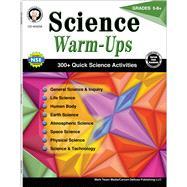 Science Warm-ups, Grades 5 - 8 by Armstrong, Linda; Cameron, Schyrlet; Craig, Carolyn; Raham, Gary, 9781622236381