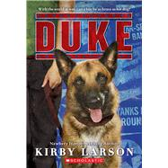 Duke by Larson, Kirby, 9780545416382
