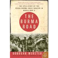 The Burma Road by Webster, Donovan, 9780060746384