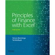 Principles of Finance with Excel by Benninga, Simon; Mofkadi, Tal, 9780190296384