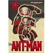 Phase Two: Marvel's Ant-Man by Irvine, Alex, 9780316256384