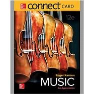 Connect Access Card for Music: An Appreciation by Kamien, Roger, 9781259966385