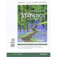 Introductory Statistics, Books a la Carte Plus NEW MyLab Statistics  with Pearson eText -- Access Card Package by Gould, Robert N.; Ryan, Colleen N., 9780134216386