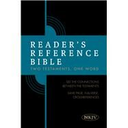 Reader's Reference Bible: NKJV Edition, Hardcover by Holman Bible Staff, 9781433646386