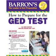 How to Prepare for the Ged Test by Sharpe, Christopher; Reddy, Joseph, 9781438076386