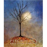 Psychology In Modules by Myers, David G., 9781429216388