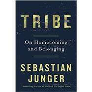 Tribe by Junger, Sebastian, 9781455566389
