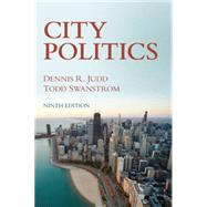 City Politics by Judd; Dennis R., 9780205996391