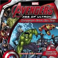 Marvel's Avengers: Age of Ultron: Avengers Save the Day by Mayer, Kirsten, 9780316256391