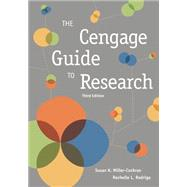 Cengage Guide to Research by Miller-Cochran, Susan K.; Rodrigo, Rochelle L., 9781305646391