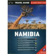 Globetrotter Travel Guide Namibia by Olivier, Willie, 9781770266391