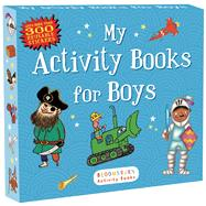 My Activity Books for Boys by Unknown, 9781619636392