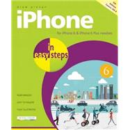 iPhone in Easy Steps Covers iPhone 6 and iOS 8 by Provan, Drew, 9781840786392