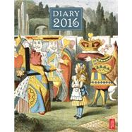 British Library Diary 2016 by Frances Lincoln Limited, 9780711236394