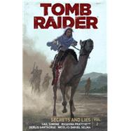 Tomb Raider 2: Secrets and Lies by Pratchett, Rhianna; Simone, Gail; Santacruz, Derlis, 9781616556396
