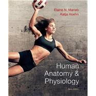 Human Anatomy & Physiology Plus MasteringA&P with eText -- Access Card Package by Marieb, Elaine N.; Hoehn, Katja N., 9780321696397