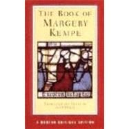The Book of Margery Kempe (Norton Critical Editions) by KEMPE,MARGERY, 9780393976397