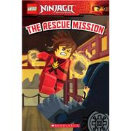 The Rescue Mission (LEGO Ninjago: Reader) by Howard, Kate, 9780545746397
