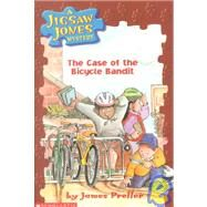 Case of the Bicycle Bandit by Preller, James, 9780756926397