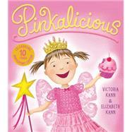 Pinkalicious by Kann, Elizabeth, 9780060776398