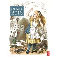 British Library Pocket Diary 2016 by British Library, 9780711236400