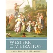 Western Civilization by Spielvogel, Jackson J., 9781285436401