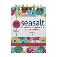 Seasalt - Summer Flowers Spiral-bound Notebook by Ryland Peters & Small, 9781849756402