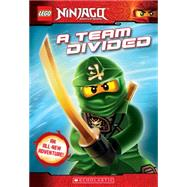 Team Divided (LEGO Ninjago: Chapter Book) by West, Tracey, 9780545746403