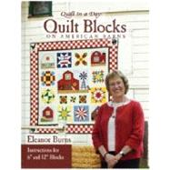Quilt Block on American Barns by Burns, Eleanor, 9781891776403