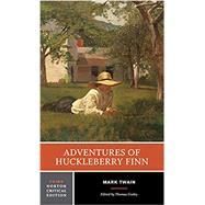 Adventures of Huckleberry Finn (Third Edition) (Norton Critical Editions) by CLEMENS,SAMUEL, 9780393966404