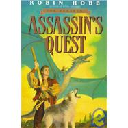 Assassin's Quest by HOBB, ROBIN, 9780553106404