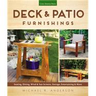 Deck & Patio Furnishings by Anderson, Michael R., 9781591866404