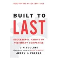Built to Last by Collins, James C., 9780060516406