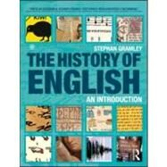 The History of English: An Introduction by Gramley; Stephan, 9780415566407