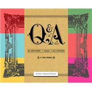 Q&A a Day for Creatives by Potter Style, 9780804186407